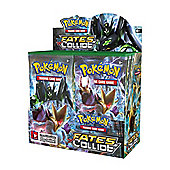 Pokemon XY #10 Fates Collide Booster Display Box Toy (Pack of 36)