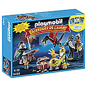 Playmobil Advent Calendar - Dragons Treasure Battle