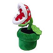 "Official Nintendo Mario Plush Series Stuffed Toy - 9"" Piranha Plant"
