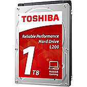 "Toshiba 1 TB 2.5"" Internal Hard Drive"