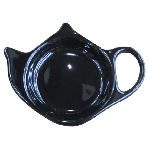 Tesco Teabag Holder Black