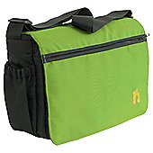 Out n About Changing Bag Mojito Green