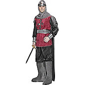 Medieval Knight - Adult Costume Size: 38-40