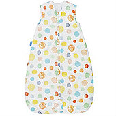 Grobag Scribble 1 Tog Sleeping Bag - 0-6 Months