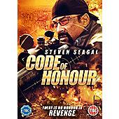 Code Of Honour DVD