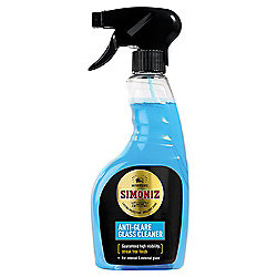 Simoniz Anti Glare Glass Cleaner 500ml