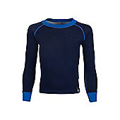 Merino Kids Round Neck Top