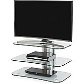 Off The Wall Arc 800 Flat Panel TV Stand for up to 37 inch - Silver