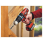 Black & Decker 14.4V Li-Ion Hammer Drill
