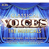Classical Voices: The Musicals (3CD)