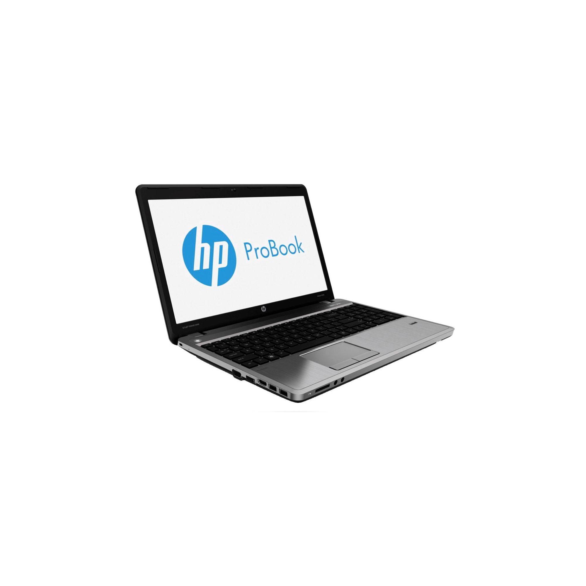 HP ProBook 4540s (15.6 inch) Notebook Core i3 (3110M) 2.4GHz 4GB 500GB DVD±RW SM DL WLAN BT Webcam Windows 8 Pro 64-bit (HD Graphics 4000) at Tesco Direct