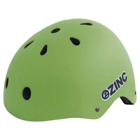 Zinc Green Helmet