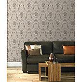 Superfresco Rutherford Wallpaper - Beige