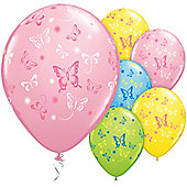 11' Butterflies Assortment (25pk)