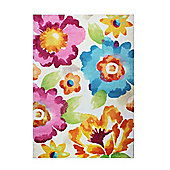 Sommer Azalea Multi Coloured Rug - 120x170cm