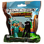 "Minecraft Minecraft Hangers Series 2 (3"" Random Pack Supplied)"