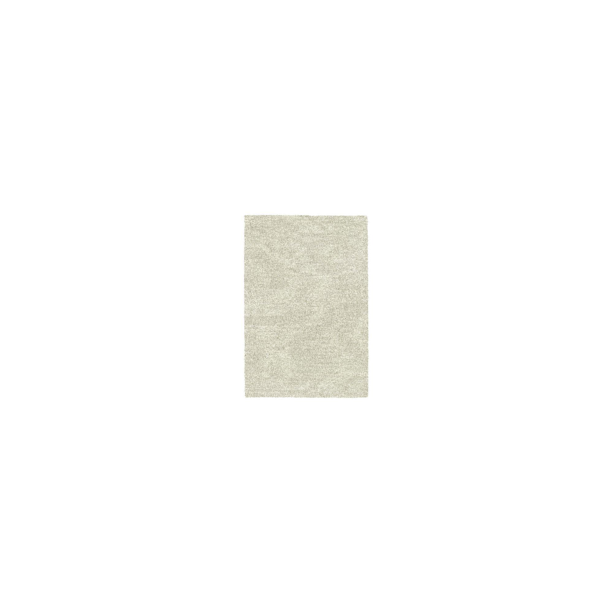 Mastercraft Rugs Mehari Cream Beige Solid Rug - 133cm x 195cm