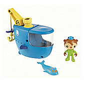 Octonauts Gup-C Shellington and Whale