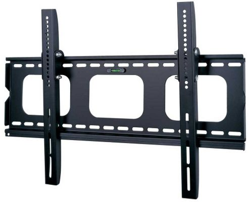 Slim Flat Wall Mount - 5 Deg Tilt Option for TV s up to 60 inch