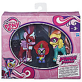 MY LITTLE PONY POWER PONIES TWO PACK WITH SPIKE