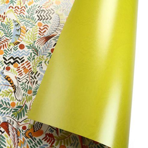 Collier Campbell Tropical Birds Wrap
