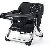 Concord Lima Folding Travel Chair (Midnight Black)