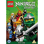Lego Ninjago Season 1 Vol 1 DVD