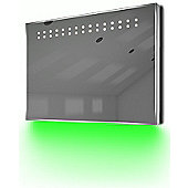 Ambient Shaver LED Bathroom Illuminated Mirror With Demister Pad & Sensor K12sg
