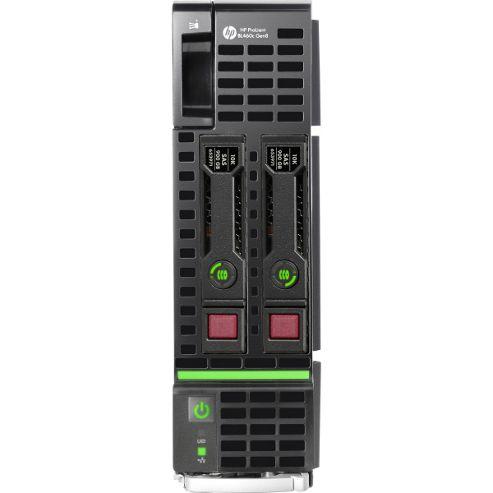HP ProLiant BL460c Gen8 Blade Server Xeon Eight Core E5 (2650) 2GHz 32GB-R (no HDD) SAS/SATA/SSD (Integrated Matrox G200)
