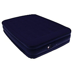 Tesco Raised Double Air Bed with Electric Pump