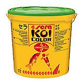 Sera Koi Large Colour Fish Food - 3800 ml
