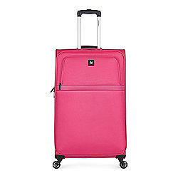 Revelation By Antler Calais Suitcase 4-Wheel Large Pink