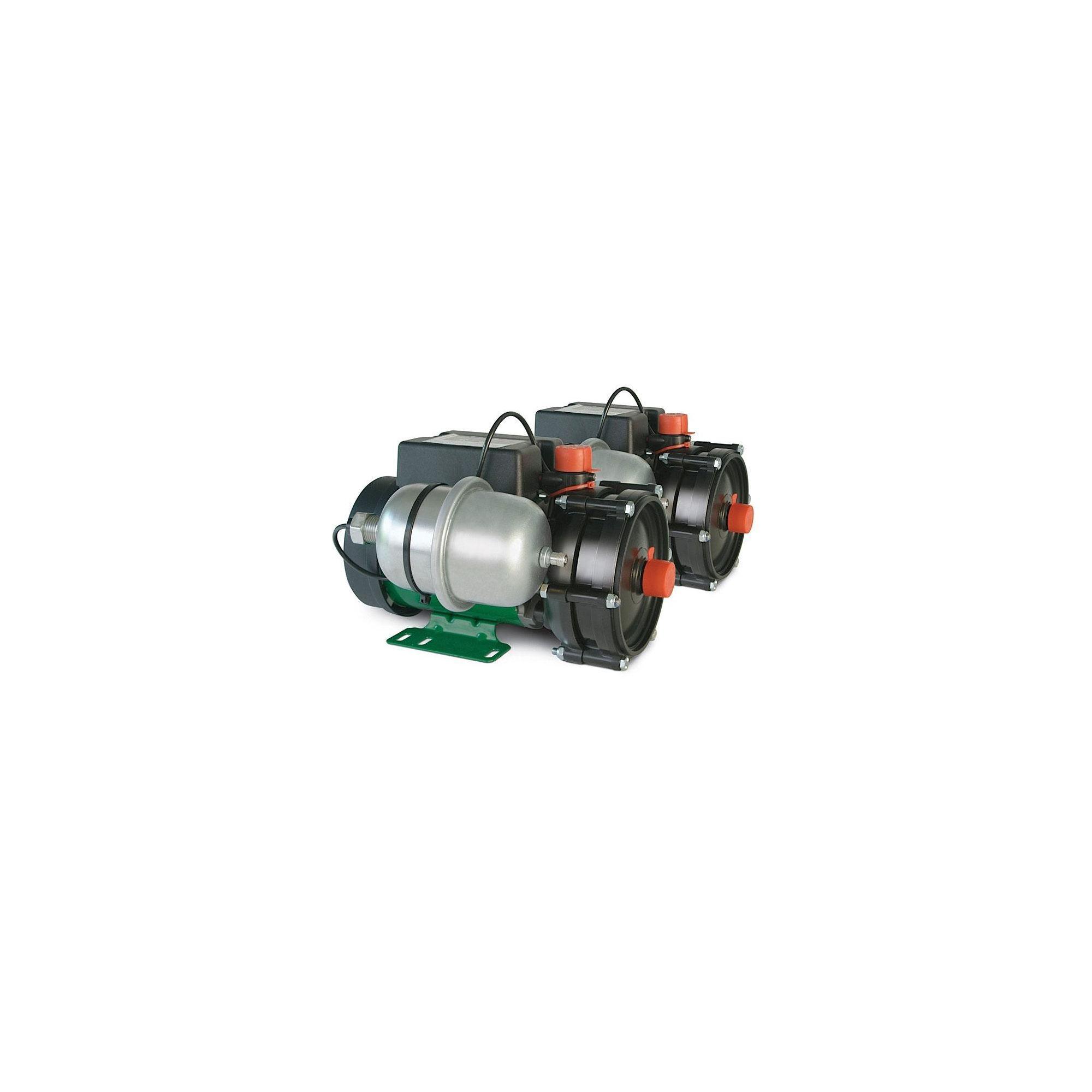 Salamander ESP 80 CPV SB Super Booster Single Impeller Shower Pumps, Positive or Negative Heads, 2.4 Bar at Tescos Direct