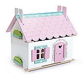 Lily's Cottage Dolls House with Furniture