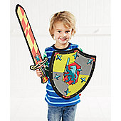 ELC Foam Knight's Shield and Sword