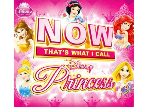 Now That's What I Call Disney Princess (2CD)