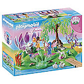 Playmobil 5444 Fairy Island with Jewel Fountain