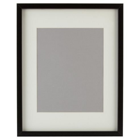 Tesco Basic Photo frame Black 11