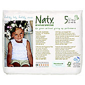 Naty By Nature Babycare Pull On Pants Size 5 X 20'S