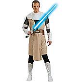 Obi-Wan Kenobi - Adult Costume Size: 38-42