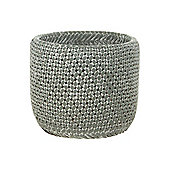 Linea Bamboo Basket, Medium )