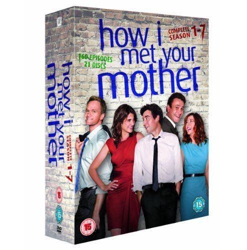 How I Met Your Mother Season 1-7 (DVD Boxset)