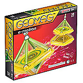 Geomag E-Motion Power Spin Magnetic Construction Set - 38 Pieces