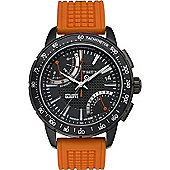 Timex Intelligent Quartz Fly-Back Chronograph Watch T2N707