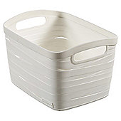 Curver Ribbon Storage Basket, Small