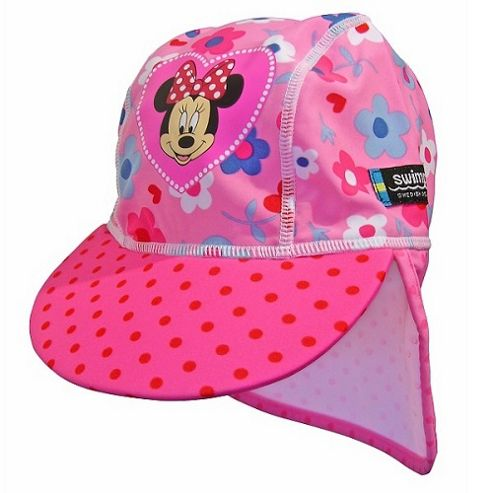 Disney Minnie Mouse UV Sun Hat 4 to 8 Years