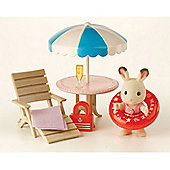 Sylvanian Families - Cherrie's Day at the Seaside