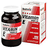 Vitamin E 1000iu Natural