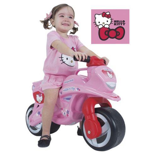 Hello Kitty Tundra Foot to Floor Ride-On Motorbike