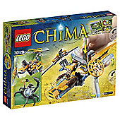 LEGO Chima Lavertus Twin Blade 70129